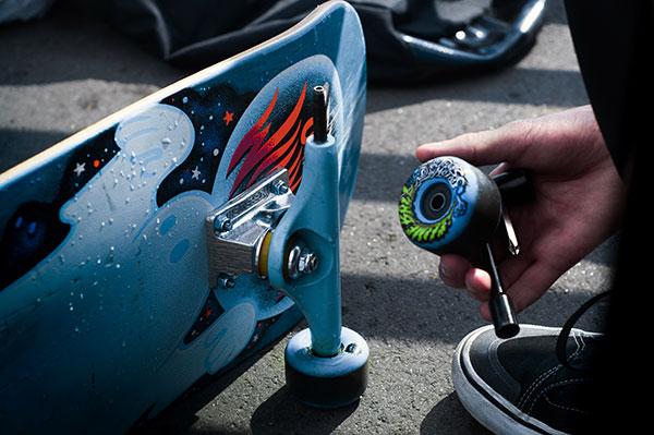 ruedas skate