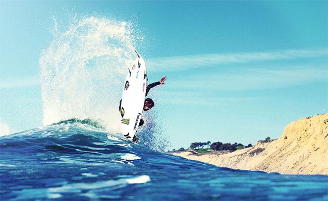 aereo surf