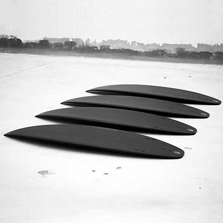 pukas dark surfboards