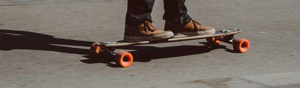 Longboard Drop Through