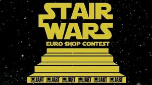 Stair Wars Jart SKateboards