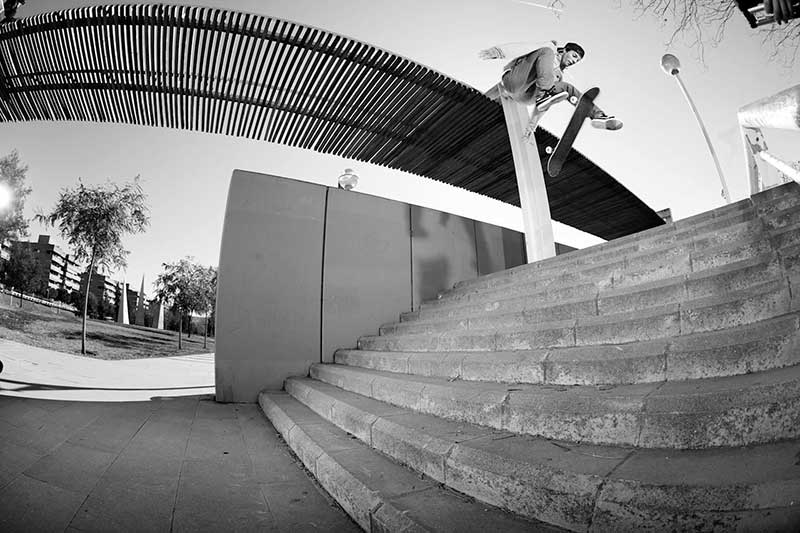 Fran Molina, Jart Skateboards