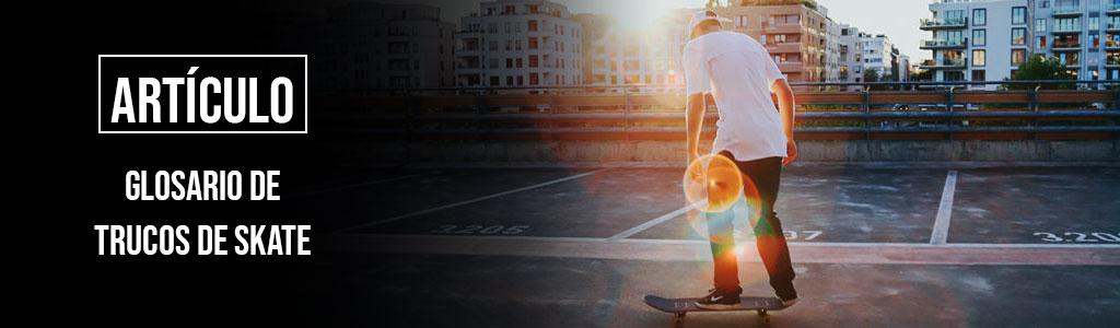 todos los trucos de skate