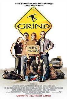 Película Grind