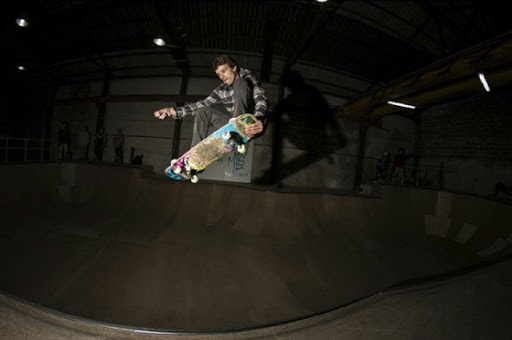 Ivan Rivado Jart Skateboards