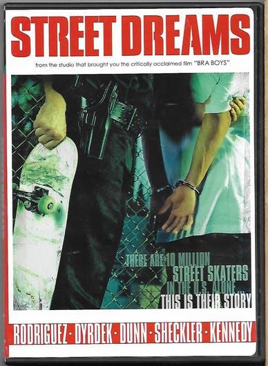 Street Dreams película de skate