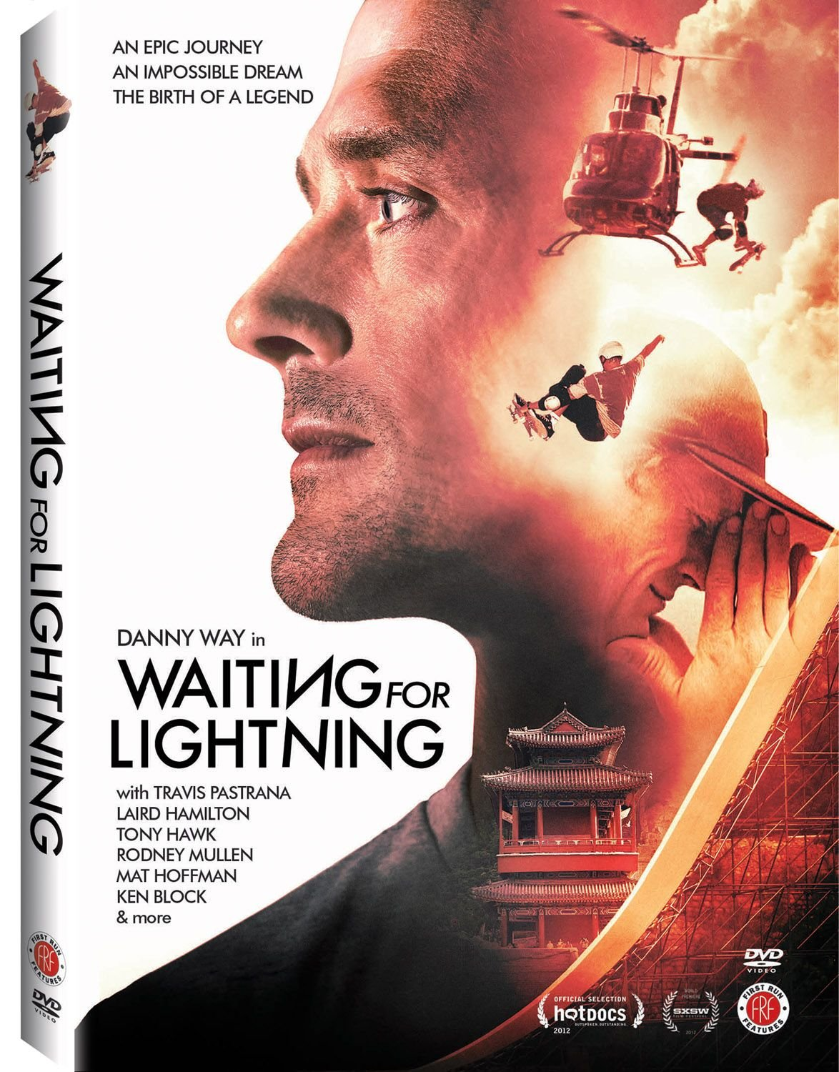 Documental de skate waiting for lightning