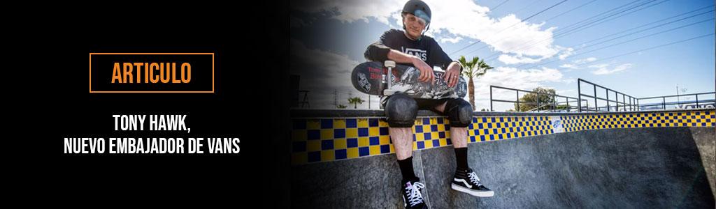 Tony Hawk Vans skate