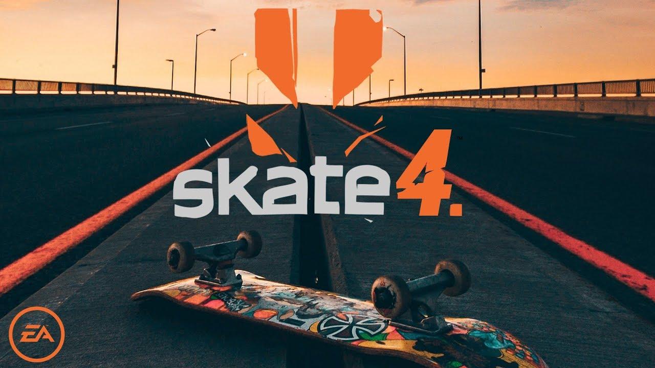videojuego Skate 4