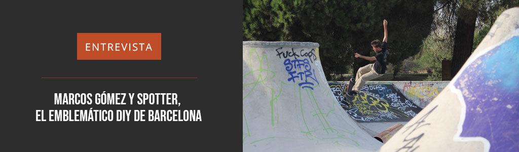 Spotter, el emblemático DIY de Barcelona