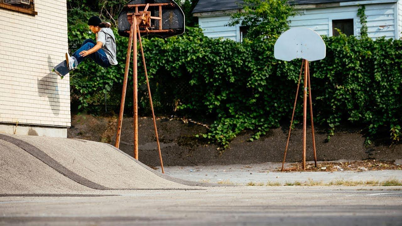 Franky Villani skate SOTY