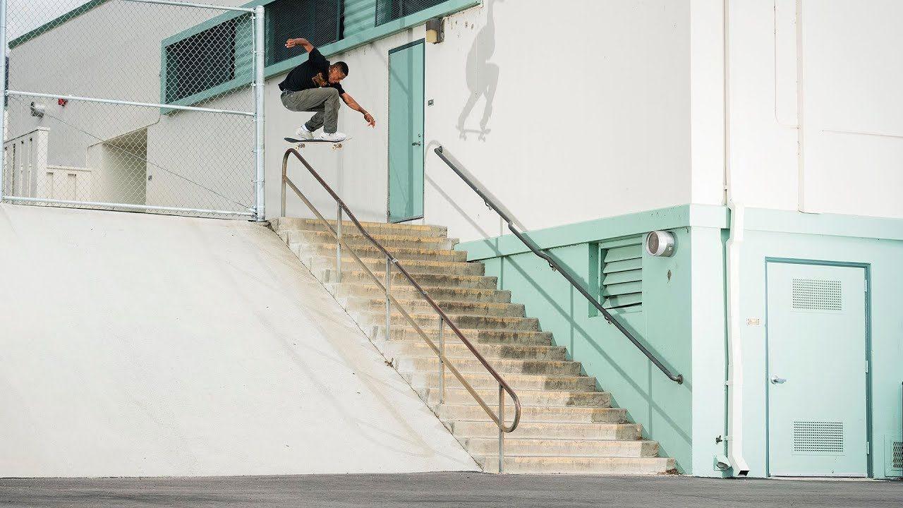 Ishod Wair skater SOTY