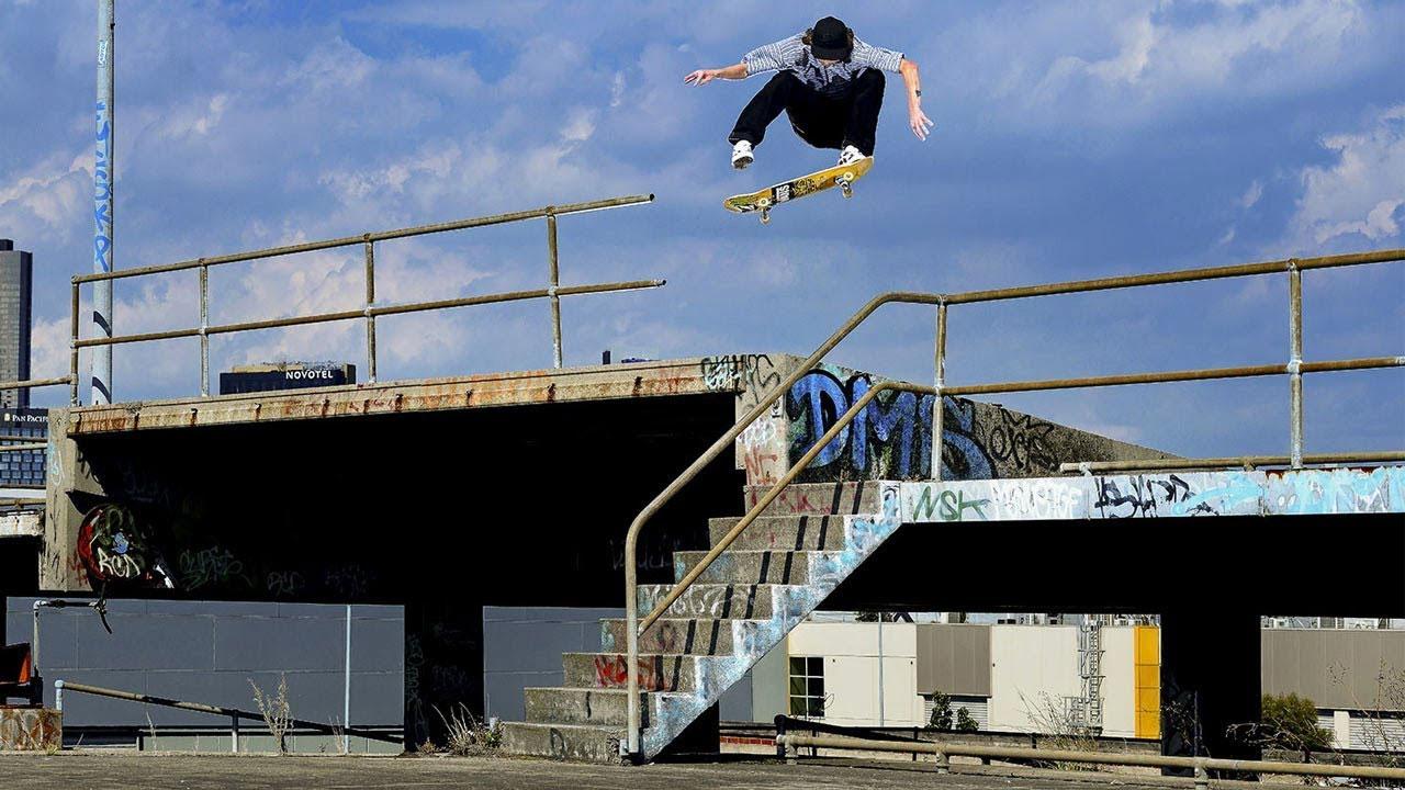 Kyle Walker skate SOTY