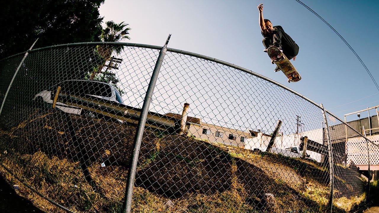 Mason Silva Skater of the Year 2020