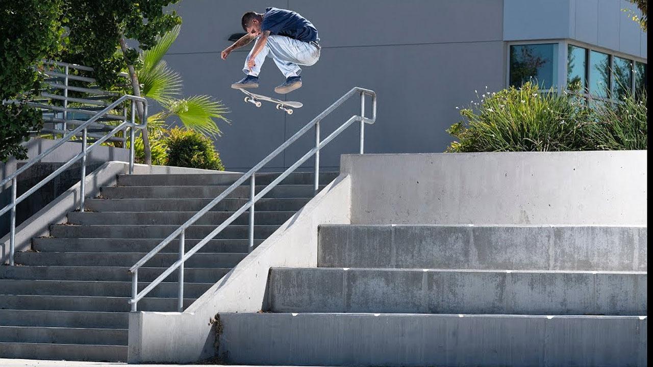Miles Silvas Primitive Skate