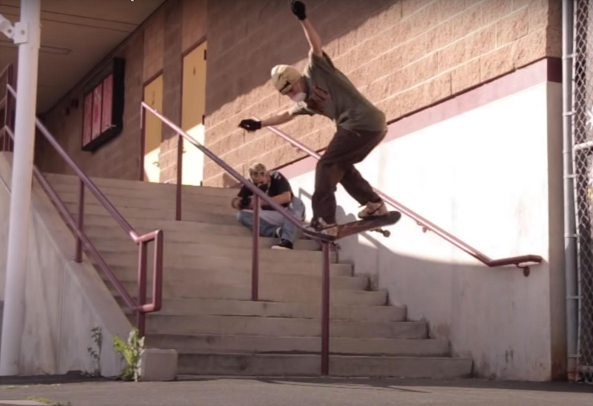 Vincent Nava Pig Wheels skate